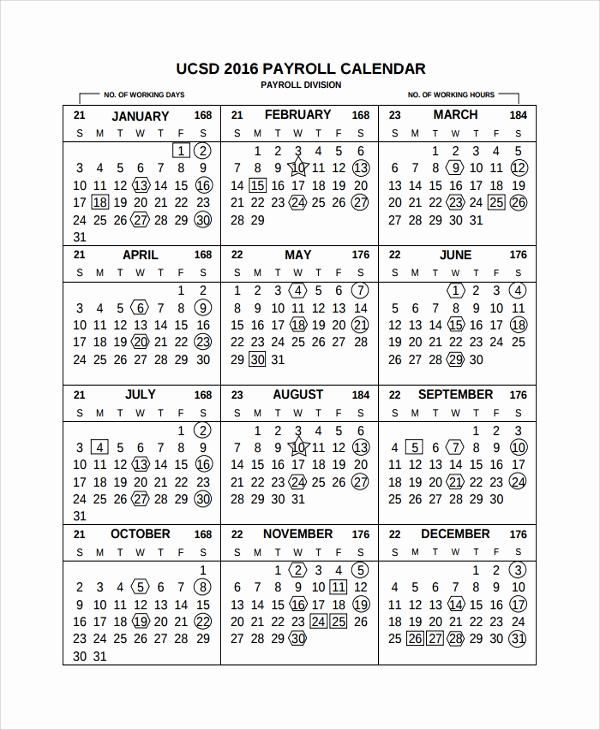 2019 Biweekly Payroll Calendar Template Lovely Adp Payroll Calendar 2018 Free Calendar Template