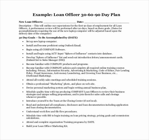 30 60 90 Plan Template Elegant 22 30 60 90 Day Action Plan Templates Free Pdf Word