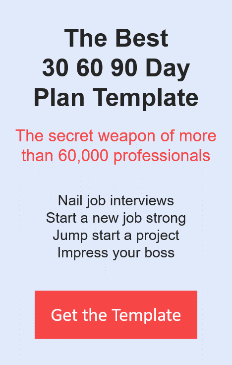 30 60 90 Plan Templates New the Personal Performance Review Template and why You Need