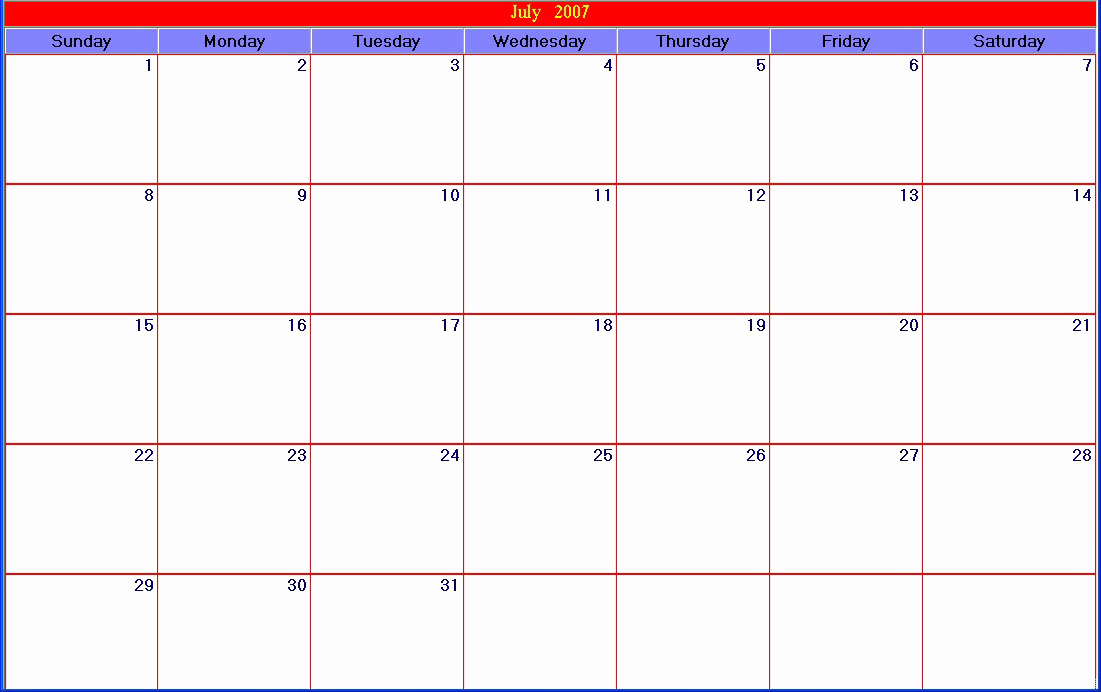 30 Day Calendar Template Awesome Viviane Skin Care Make It A Habit