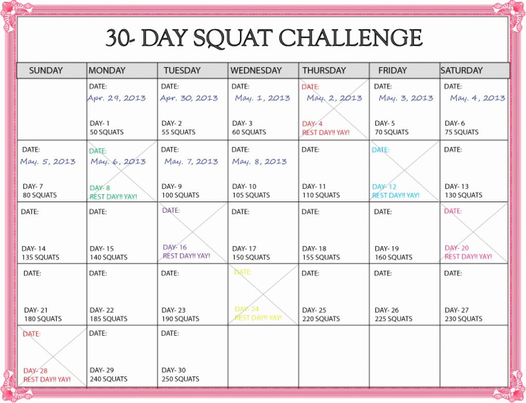 30 Day Calendar Template Beautiful Printable 30 Day Calendar Calendar Printable 360 Degree