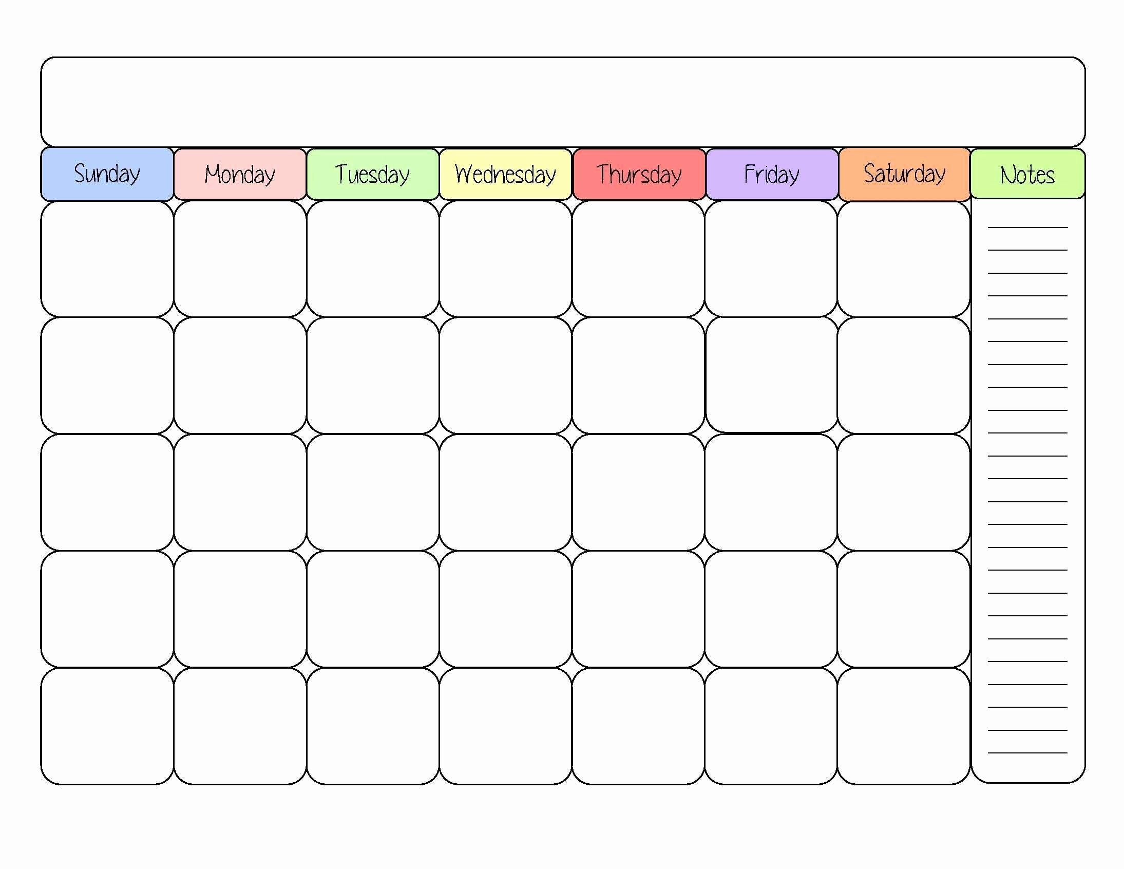 30 Day Calendar Template Elegant December 2018 – Template Calendar Design