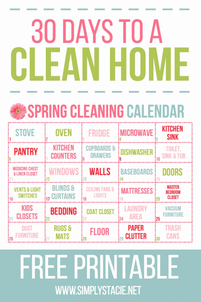 30 Day Calendar Template Lovely 17 Best Ideas About 30 Day Cleanse On Pinterest
