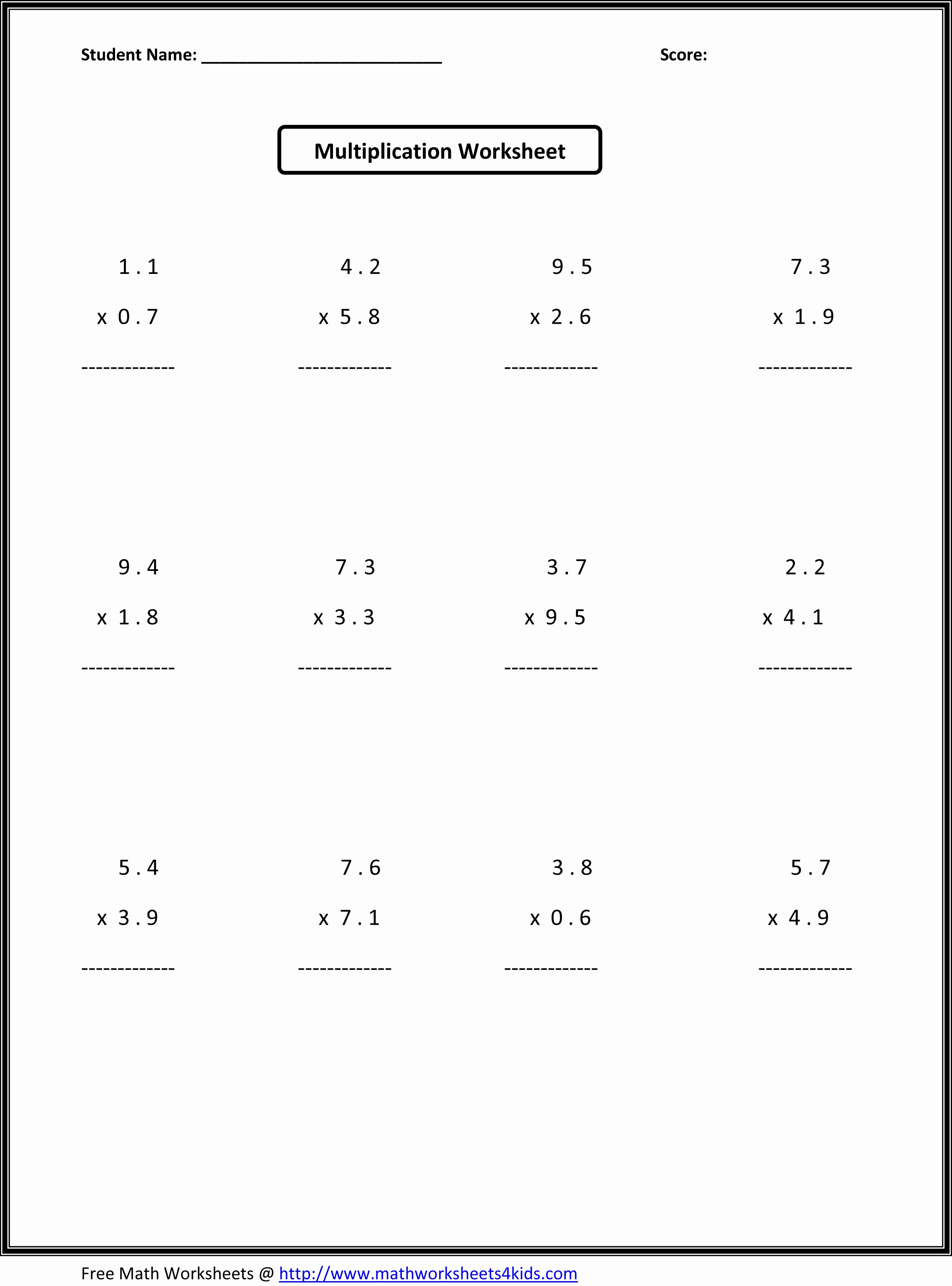 7th Grade Algebra Worksheets Beautiful 7th Grade Math Worksheets
