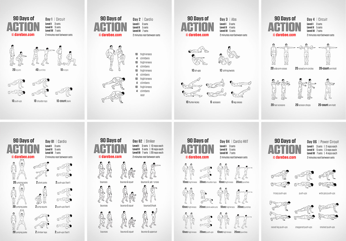 90 Day Workout Plan Beautiful How to Pick A Program