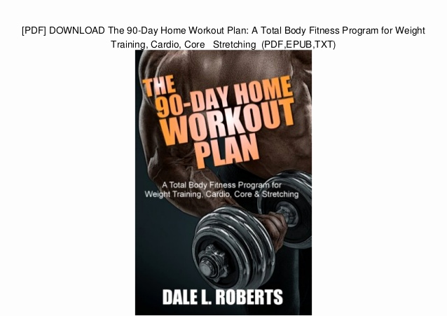 90 Day Workout Plan Beautiful [pdf] Download the 90 Day Home Workout Plan A total Body