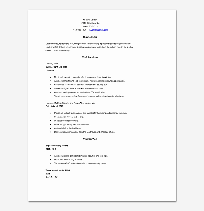 Academic Cv Template Word Unique Cv Template 60 Free formats Samples Examples Word Pdf