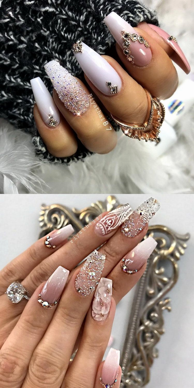 Acrylic Nail Designs 2019 Best Of Pin by Monica Rivera On Nails