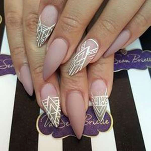 Acrylic Nail Designs 2019 New 61 Acrylic Nails Designs for Summer 2019 Style Easily