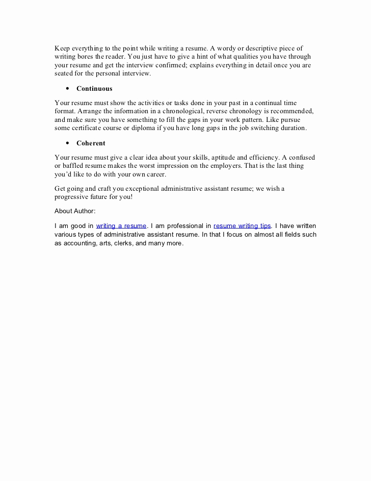 Administrative assistant Resume Objective Fresh Best Administrative assistant Resume Objective Article1