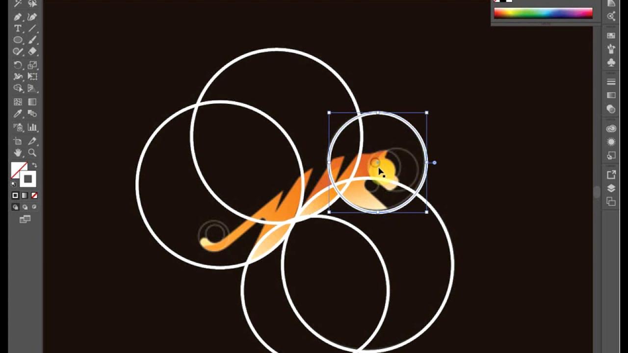 Adobe Illustrator Tutorials for Beginners Luxury Adobe Illustrator Tutorials for Beginners Geometric Animal