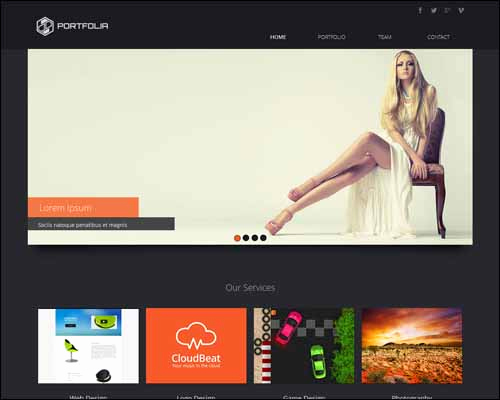 Adobe Muse Templates Free Best Of Responsive Adobe Muse Templates & themes