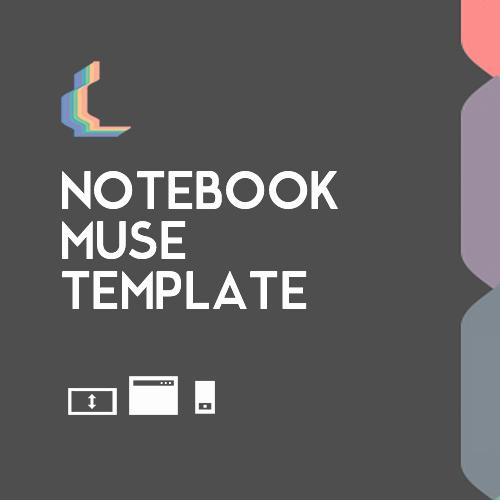Adobe Muse Templates Free Elegant Adobe Muse Templates