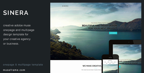 Adobe Muse Templates Free Elegant Adobe Muse Website Templates Free Download New software