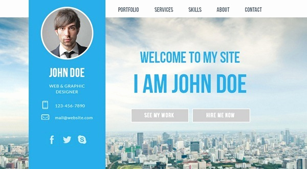 Adobe Muse Templates Free Inspirational 10 Professional Muse Templates February 2014 Edition