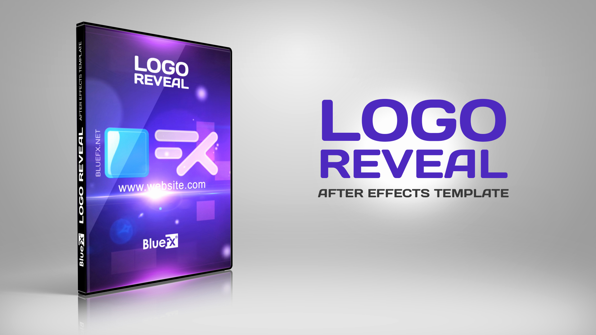 After Effects Free Templates Elegant Logo Reveal after Effects Template