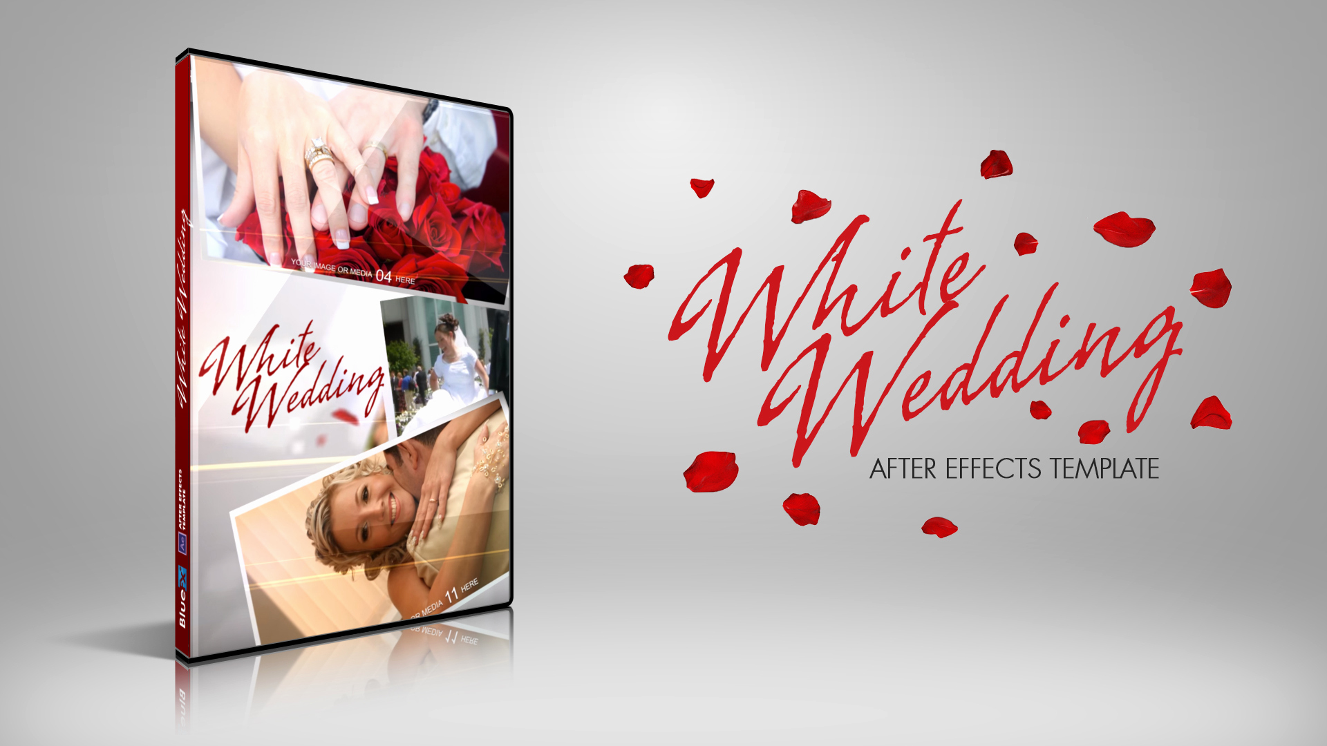 After Effects Free Templates Fresh after Effects Template White Wedding