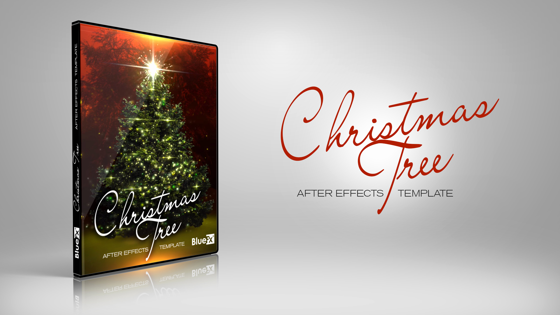 After Effects Free Templates Inspirational Christmas Tree after Effects Template