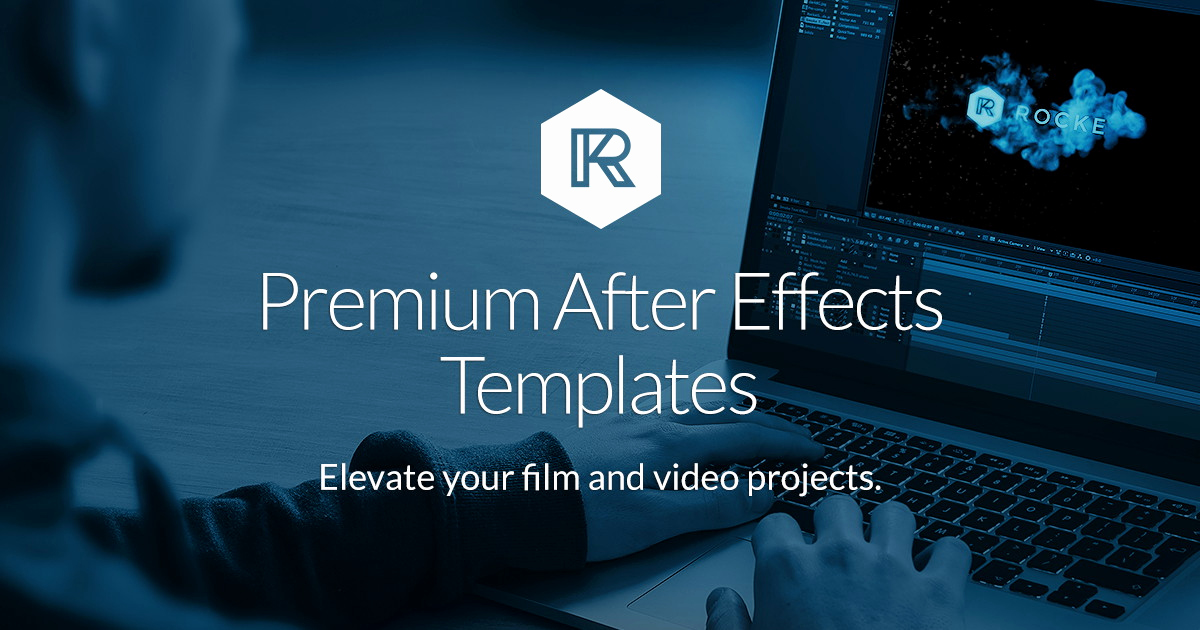 After Effects Free Templates Lovely Free after Effects Templates Rocketstock