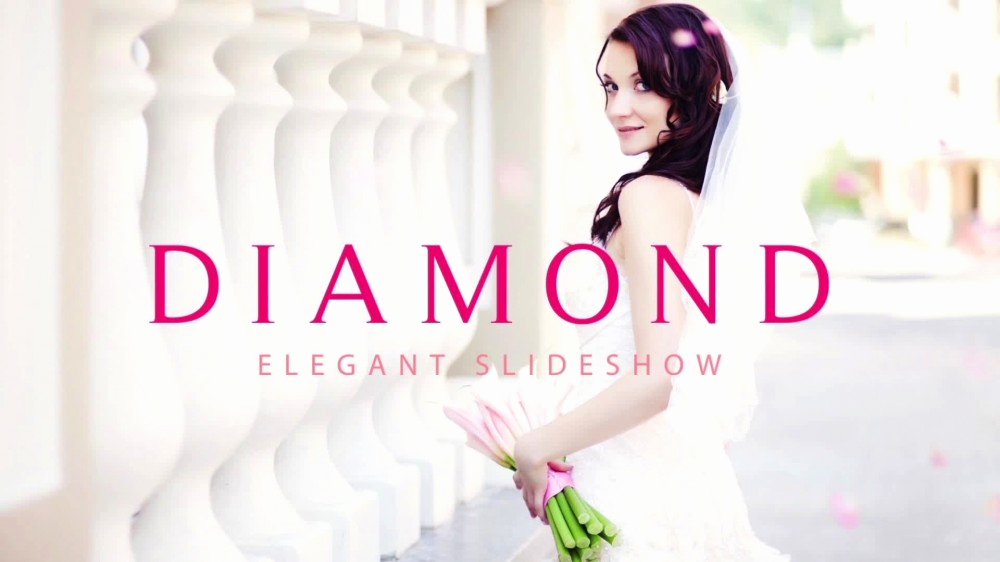 After Effects Slideshow Template Fresh Diamond Modular Slideshow after Effects Template