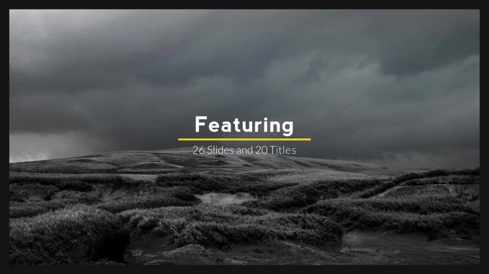 After Effects Slideshow Template Unique Ulson Modern Slideshow after Effects Template