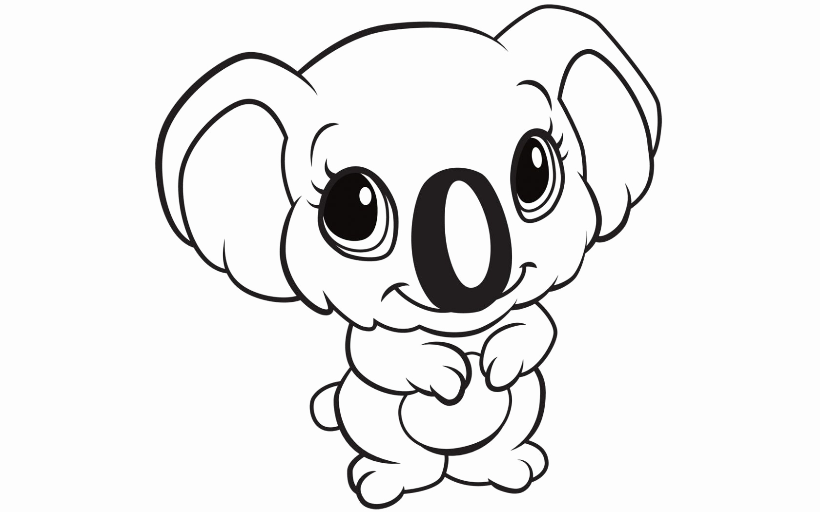 Animal Pictures to Color Awesome Animal Coloring Pages Best Coloring Pages for Kids