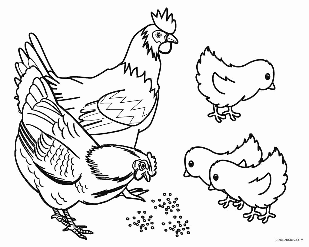 Animal Pictures to Color Unique Animal Coloring Pages