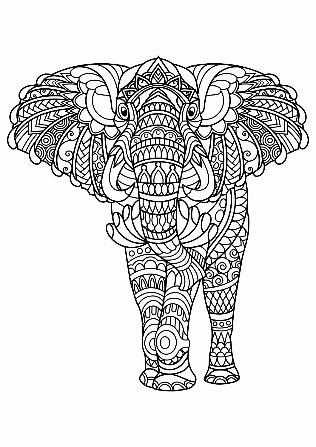 Animal Pictures to Color Unique Animal Coloring Pages Pdf Coloring Animals