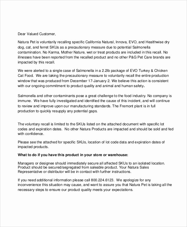 Apology Letter to Customers Lovely 36 Apology Letter Examples Pdf Word Pages