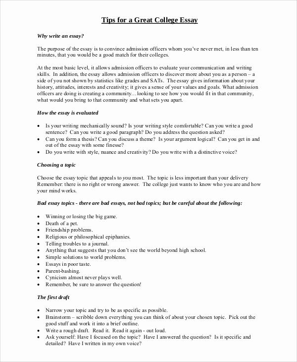 Argumentative Essay Sample Pdf Awesome 48 Argumentative Essay Example College Argumentative