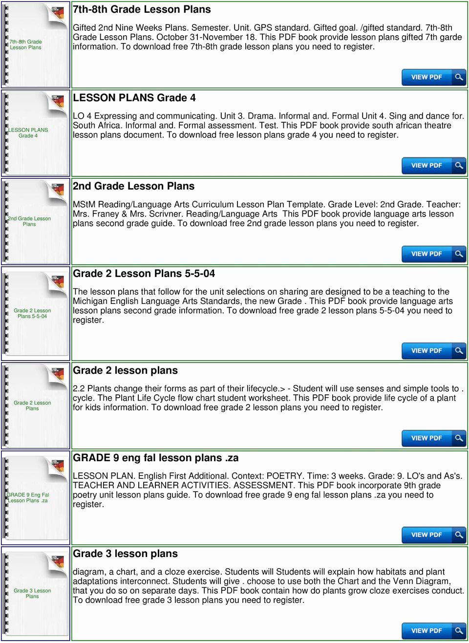Art Lesson Plan Template Elegant Mathematics Grade 12 Caps Lesson Plans Pdf