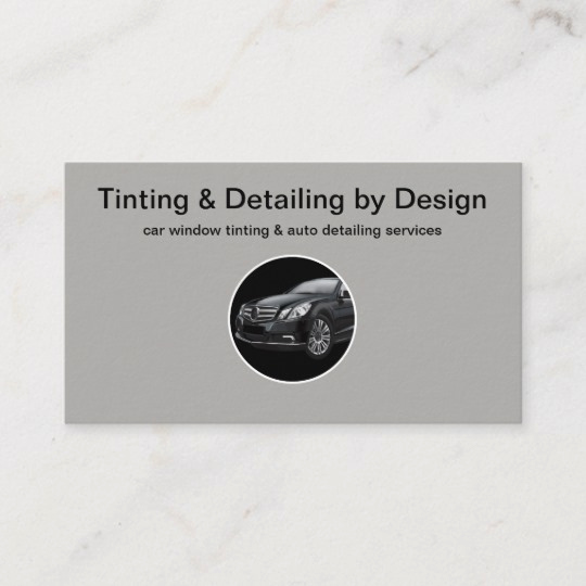 Auto Detailing Business Cards Best Of Auto Detailing Business Cards & Templates