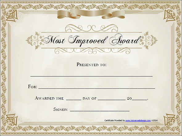 Award Certificate Template Word Awesome 55 Printable Award Certificate Templates Word Psd Ai