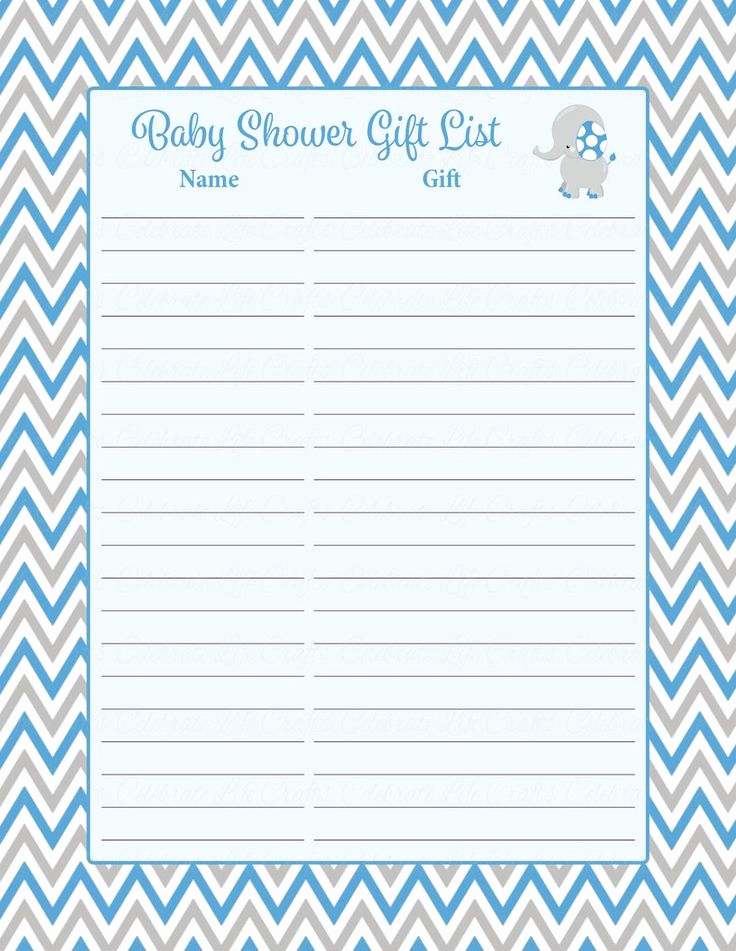 Baby Shower Gift Lists Unique Best 25 Baby Shower T List Ideas On Pinterest