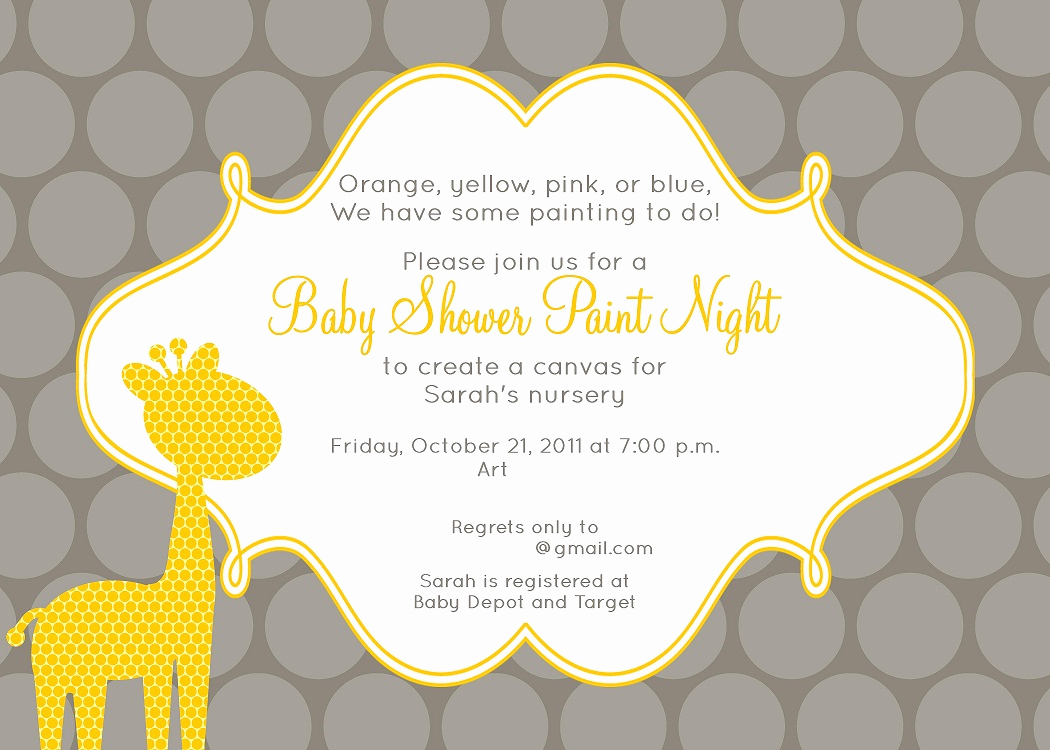 Baby Shower Invitations Templates Editable Lovely Free Editable Baby Shower Invitation Templates