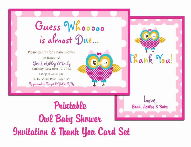 Baby Shower Invite Template Unique Free Printable Ladybug Baby Shower Invitations Templates