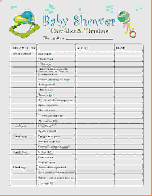 Baby Shower Planning Check List New Index Of Cdn 1 1993 201
