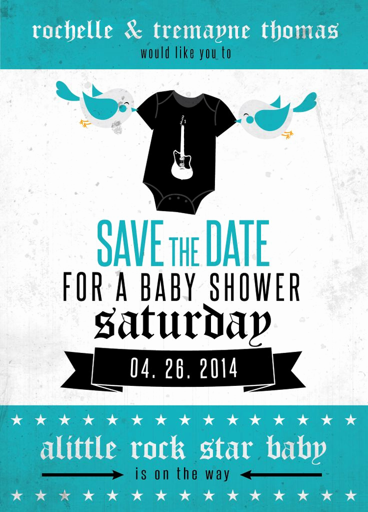 Baby Shower Save the Dates Awesome 8 Best Baby Shower Save the Date Design Images On