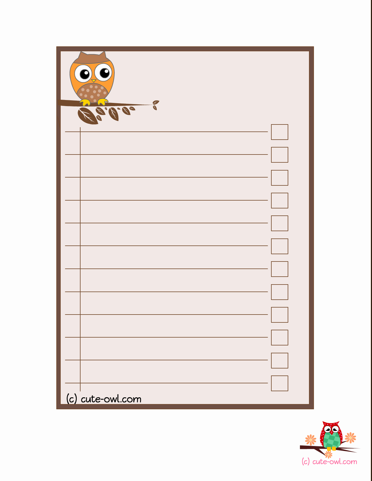 Baby Shower to Do List Beautiful Free Printable to Do Lists