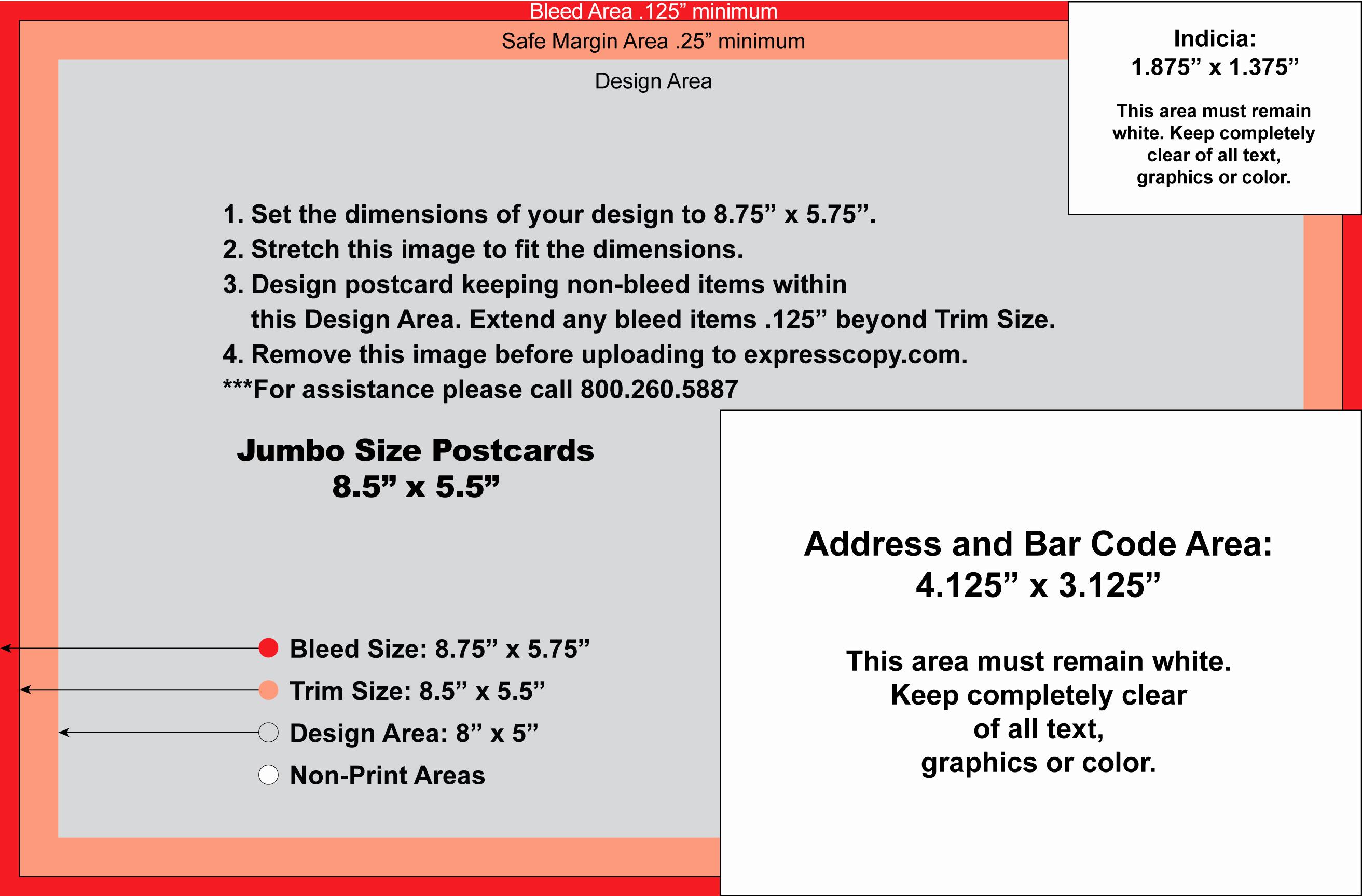 Back Of Postcard Template Beautiful Postcard Specifications & Postcard Postal Regulations