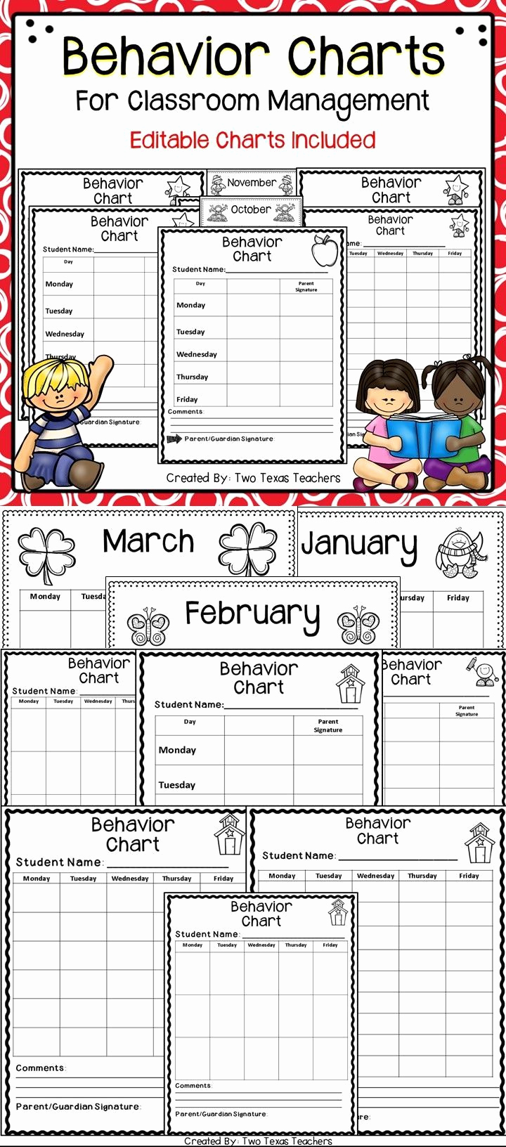 Behavior Charts for Teachers Awesome 262 Best Two Texas Teachers Images On Pinterest