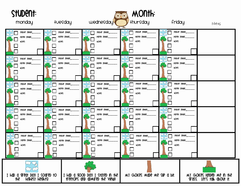 Behavior Charts for Teachers Awesome the Go to Teacher Classroom Management