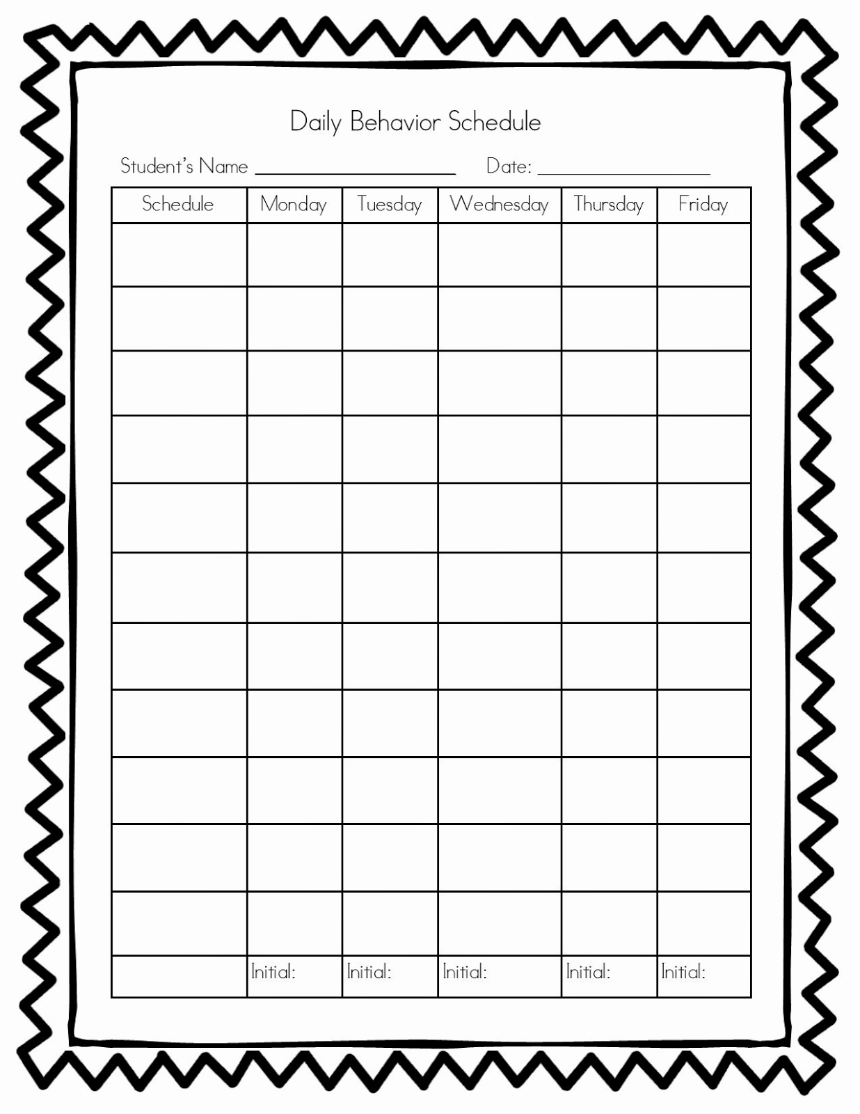 Behavior Charts for Teachers Best Of Teachers R Us Classroom Management Behavior Chart