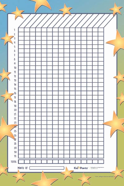 Behavior Charts for Teachers Fresh Free Kids Star Chart Multiple Kids First Grade