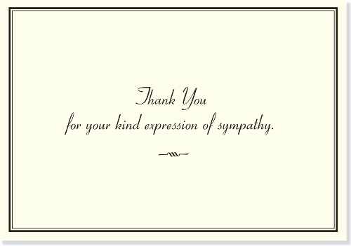 Bereavement Thank You Notes New Sympathy Thank You Notes Stationery Note Cards Import