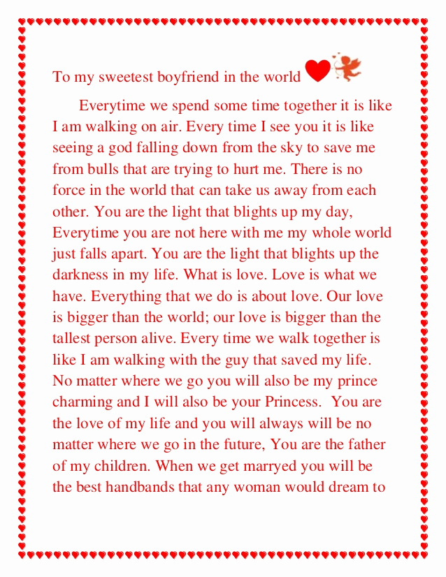 Best Love Letter to Girlfriend New Love Letter to Lesley