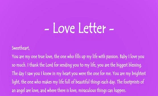 Best Love Letters for Her Fresh the Wonderful Words