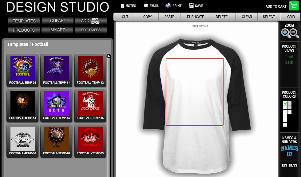 Best T Shirt Design software Beautiful Inksoft Design Studio Online T Shirt Design software