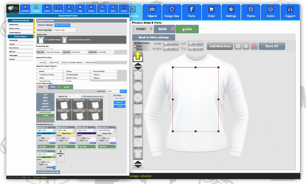 Best T Shirt Design software Fresh Inkybay Best Product Design software Fo Modern Print