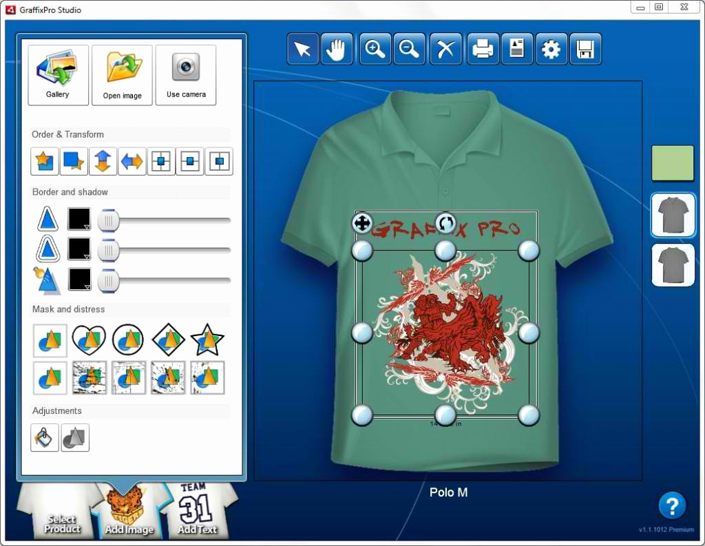 Best T Shirt Design software Fresh top 10 software to Create Effortless T Shirt Designs